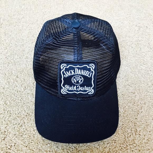 BRAND NEW Jack Daniels Mesh Black SnapBack 829b52ae4f8f